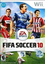 FIFA Soccer 10  (Wii, 2009)  *Sealed*