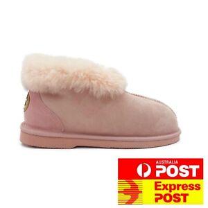 UGG Slipper Boots - Women's 100% Australian Sheepskin Wool Moccasins