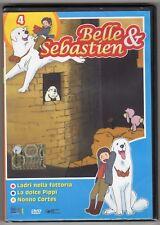 dvd BELLE E SEBASTIEN HOBBY & WORK numero 4
