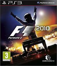 F1 2010           -----   pour PS3   ------