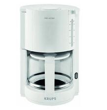 Krups ProAroma F 309 Weiß 15 Tassen Filter-Kaffeemaschine ohne Kanne