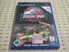 Jurassic Park Operation Genesis für Playstation 2 PS2 PS 2 *OVP*
