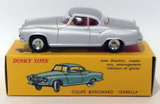 Atlas Editions Dinky Toys - #549 Borgward Isabella Coupe - Silver