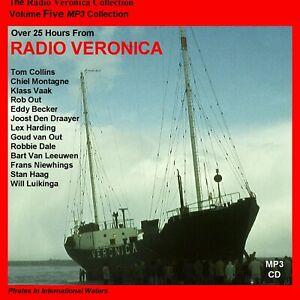 Pirate Radio Veronica Volume Five Listen In Your car