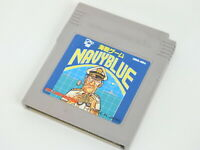 Game Boy NAVY BLUE Cartridge Only Nintendo gbc