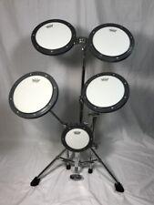 "CB Remo 5 Practice Drum Pad Set 8"" 6"" Folding Adjustable Portable Stand"
