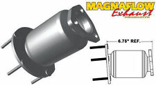 1989-1992 Daihatsu Charade 1.3L Magnaflow Direct-Fit Catalytic Converter Front
