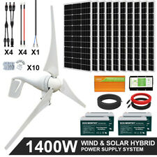 Eco 1400W Hybrid Wind & Solar Charge System Controller Home Us