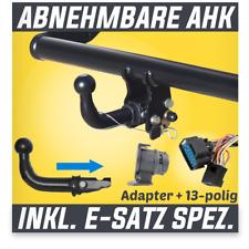 Opel Meriva B ab 2010 VERTIKAL Anhängerkupplung ABNEHMBAR 13p E-Satz UNIV