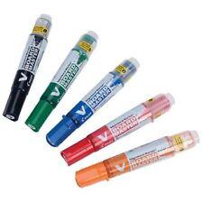 Pilot V recharge cartouche pour PLANCHE crayons marqueurs, vert (lot de 12)