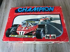 Polistil Electric Circuits Champion Vintage.