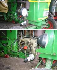 Ölfilterumbausatz Deutz Motor F2L 712 812 912 Traktor Radlader Stationärmotor