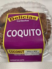 Caribbean Favorite Snacks Coconut Cookies (Coquito) Fresh exp 9/20/2020