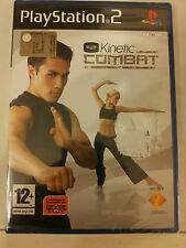 EYETOY KINETIC COMBAT (Eye Toy) PS2 NUOVO