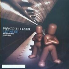 """Parker & Hanson  """"Let Me Be (Remixes)"""" *Mike Koglin & Karl B Remixes / MAELTX045"""