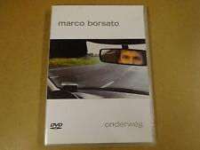 MUSIC DVD / MARCO BORSATO - ONDERWEG