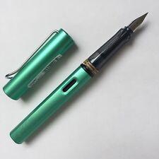LAMY AL-star 032 M -Feder BLUEGREEN Füllfederhalter Füller Aluminium eloxiert