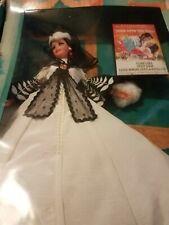 1994 Barbie As Scarlett O'Hara Gone with the Wind Doll Hollywood Legends Mib