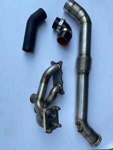 Toyota Supra 2020 B58 Turbo Manifold Hot Parts Kit