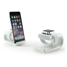 Charging Stand Mount Cradle Station Dock For Apple Watch iPhone 11 X Max 8 7 6 5