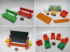 Lot Playmobil Figures Pretend Play Toys