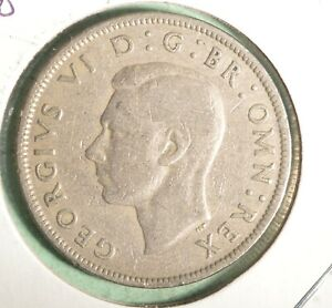 1948 Great Britain two shillings -  INV#GB196