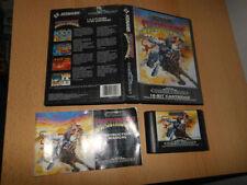 Action/Adventure Sega Mega Drive Konami Video Games