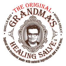 Grandmas Healing Salve 2oz - Black Drawing Ointment