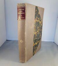 ALPHONSE DAUDET / AVENTURES PRODIGIEUSES DE TARTARIN DE TARASCON / 1887 DENTU