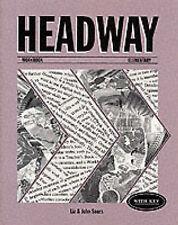 Headway: Workbook (with Key) Elementary level, Soars, John & Soars, Liz, Used; G