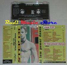 MC STEP 131 Hi low power dance TEAM FAST EDDIE BENNY BEE REGINA cd lp dvd vhs