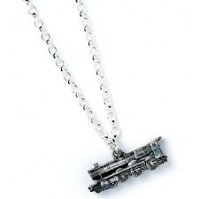 NEW Official Licensed Harry Potter St. Silver Hogwarts Express Train Pendant