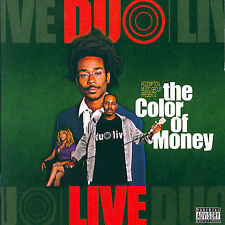 The Color of Money [PA] by Duo Live (CD, Oct-2007, Oarfin)