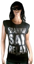 AMPLIFIED Frankie Goes to Hollywood SAY RELAX Rock Star Vintage T-Shirt XS/S 36
