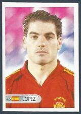 MUNDOCROM WORLD CUP 2006- #479-SPAIN & ATLETICO MADRID-ANTONIO LOPEZ