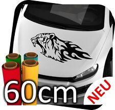 60cm Tiger Tribal Animal Flames Tattoo Tunning Auto Eagle Sticker Aufkleber JDM