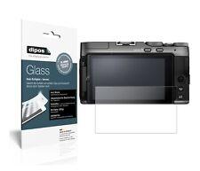 2x Fujifilm X-A7 Schutzfolie matt - Anti-Shock 9H Folie dipos Glass