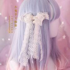 Japan Kawaii Bow DIY Lace Hair Pin Lolita Hair Accessories Girl Handmade Sweet