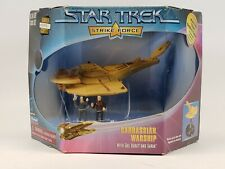 1997 Playmates Star Trek Strike Force Cardassian Warship Action Vehicle Ship