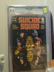 Suicide Squad #1 (May 1987, DC)