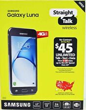 ON SALE !!! - NEW Straight Talk Samsung Galaxy J1 Luna 4G LTE Smartphone