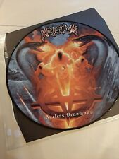 Krisiun Picture Disc Death Deicide Suffocation Vomitory Cannibal Corpse