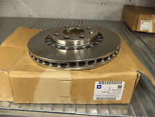 GENUINE VAUXHALL FRONT BRAKE DISC X 2  PART NO: 93182282 FITS MANY! +NEW+