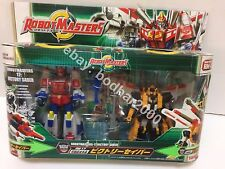 Transformers Robot Masters Robotmasters Victory Saber Leo RM-17 Takara New MISB