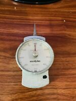 Vintage SOMFY TEC Dial Indicator (grams) France 50 Gram Range