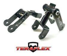 TeraFlex YJ Rear Revolver Shackle Kit Pair for 1987-1995 Jeep Wrangler