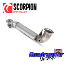 Scorpion Citroen DS3 Racing & 1.6T Decat Downpipe Exhaust Removes OE Cat SCNC014