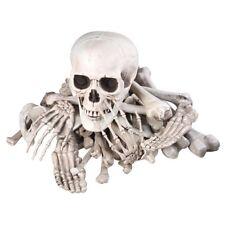 PRE-SALES Bag of Skeleton Bones Skull 28pcs Set Prop Halloween Decoration House