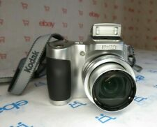 Kodak EasyShare Z650 6.1 MP HD Bridge Digital Camera 10x Optical Zoom Lens