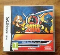Nintendo DS Game - Kung Zhu - Free UK Postage
